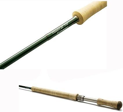 """8/"""" Black EVA Fishing Rod Grips O D.= 1 3//8/""""    I.D.= 1//2/"""""""
