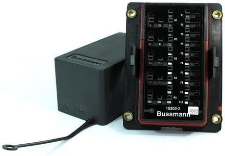 cooper bussmann 15303-2-2-4 mini fuse panel (pack of 1) - - amazon.com  amazon.com