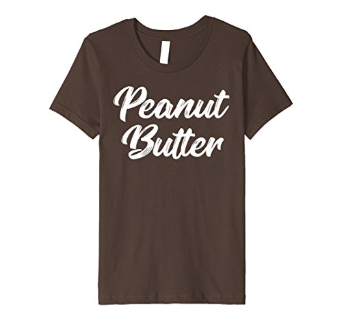 Kids Peanut Butter and Jelly Couples Premium TShirt Twins Costume 10 (His And Hers Halloween Costumes 2017)