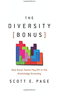 The difference how the power of diversity creates better groups the diversity bonus how great teams pay off in the knowledge economy our compelling fandeluxe Images