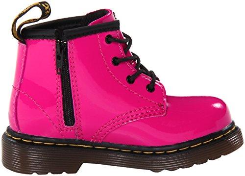 Lamper 670 Rosa Girls Stivaletti Martens I Pink hot Dr '1460 Patent YAnpSqvzw