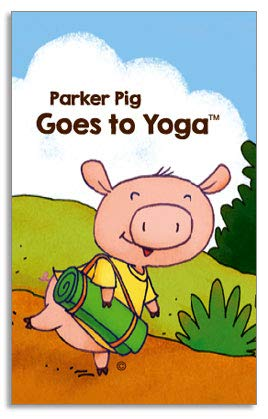 Amazon.com: Parker Pig Goes to Yoga Interactive Yoga Card ...