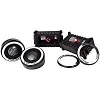Rockford Fosgate T2T-S 2.5 cm Aluminum Tweeter System (1Pair)【Japan Domestic genuine products】【Ships from JAPAN】