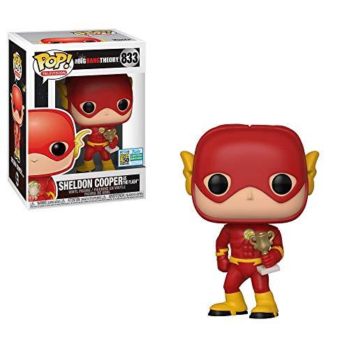 Funko Sheldon as Flash 41703
