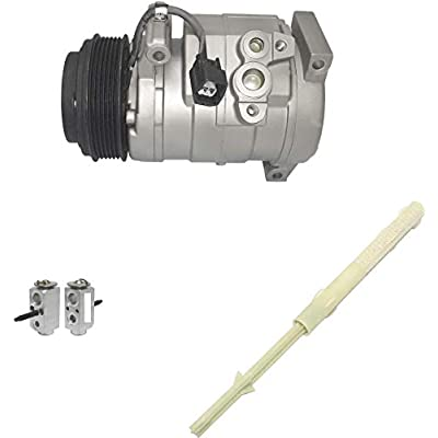 RYC Remanufactured AC Compressor Kit KT AA84: Automotive