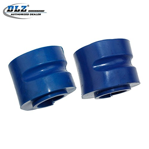 DLZ 2 Pcs Front Stabilizer Bar Frame Bushing Compatible with 1996-2000 Chrysler Town & Country, 1996-2000 Dodge Caravan, 1996-2000 Dodge Grand Caravan, 1996-2000 Plymouth Grand Voyager