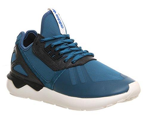 adidas Tubular Runner PETROL M19643 Grösse: 44 Blau