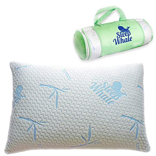 Sleep Whale Shredded Memory Foam Pillow