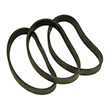 Filter Queen Power Nozzle Belts. 3 belts in pack.
