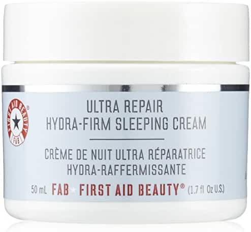 First Aid Beauty Ultra Repair Hydra Firm Sleeping Cream, 1.7 Ounce