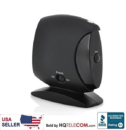 Hqtelecom Bluetooth Telephone Landline To Headset Adapter - Improved Design
