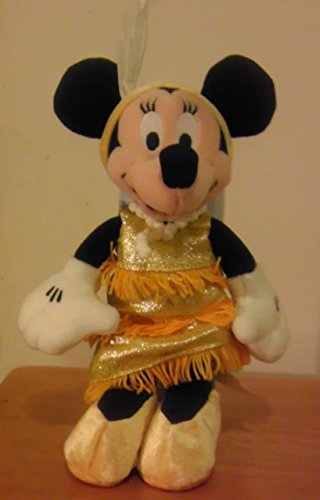 Disney Minnie Mouse As 1920's Flapper Girl Beanie Baby Doll]()