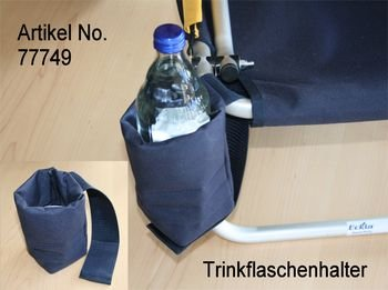 Beach rolly alternative  Eckla Trinkflaschenhalter blau für Beach Rolly: Amazon.de: Sport ...