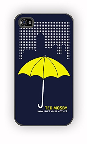 Ted Mosby How I Met Your Mother for iPhone 4/4S Case