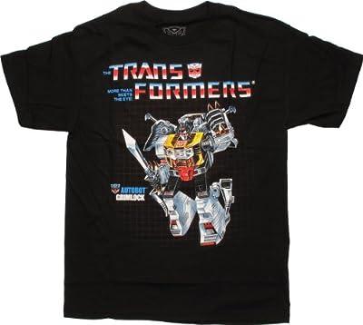 Transformers Grimlock G1 T-Shirt