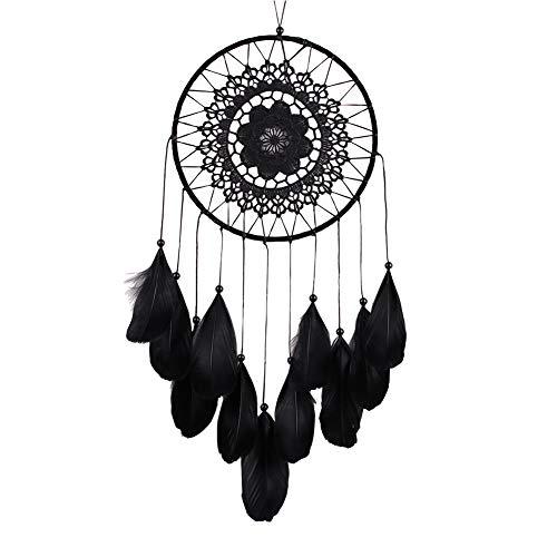Tellpet Dream Catchers Wall Decoration Black