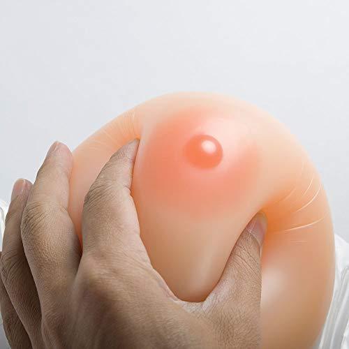 Transgender Crossdresser Congiunto Seni Reggiseno Qwe Finto Seno Breast Silicone Per Tette Realistici Enhancer Forme Mastectomia Falsi False qwSRO74x1