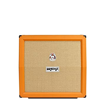 Amazon.com: Orange Amplifiers PPC Series PPC412-A 240W 4x12 Guitar ...