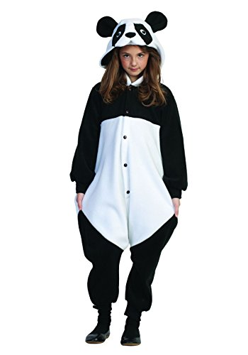 RG Costumes 40113 Funsies' Parker Panda, Child Large/Size 12-14 ()