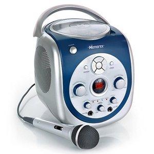 (Memorex MKS2115 Karaoke system - CD+G)