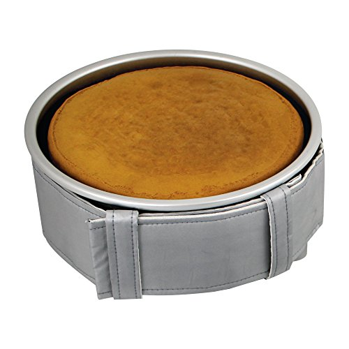 PME LBB173 Level Baking Belts 43 x 3 for Cake Pans, Standard, Silver