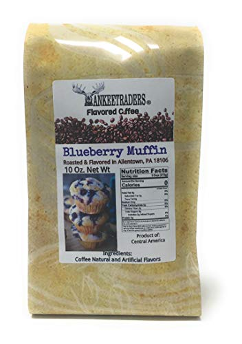 Blueberry Muffin Coffee 2-10 Oz Bags