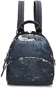 Nine West Taren Mini Fashion Backpack for Women - Rose Gold