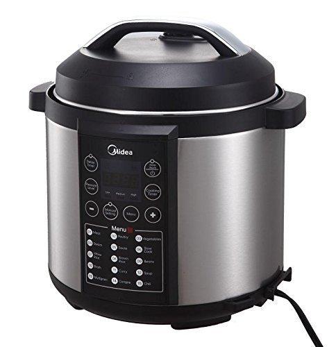 6 liter electric pressure cooker - 7
