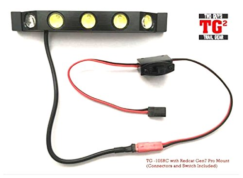 Redcat Racing TG-105RC Light bar Kit, -
