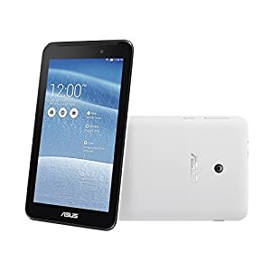 ASUS ME170Cシリーズ タブレットPC ホワイト ( Android 4.3 / 7inch / Intel Atom Z2520 Dual Core / eMMC 8G ) ME170C-WH08