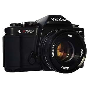 Vivitar SLR Camera - Black (VIV-V3800-50)