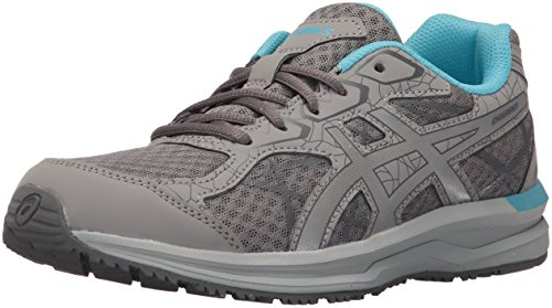 Asics Womens Endurant Shoes Aluminum/Silver/Aquarium 8zK3xSzhif