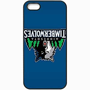 Personalized Case For Iphone 6 4.7Inch Cover Cell phone Skin Nba Minnesota Timberwolves Sport Black
