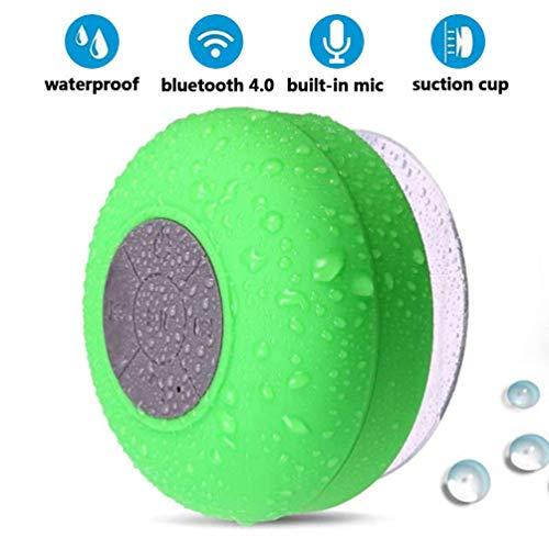 BONBON Bluetooth Waterproof Microphone Time%EF%BC%88Green%EF%BC%89