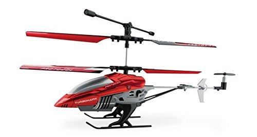 Remote Control Helicopter Reviews - Protocol TurboHawk Lava Remote Control Helicopter