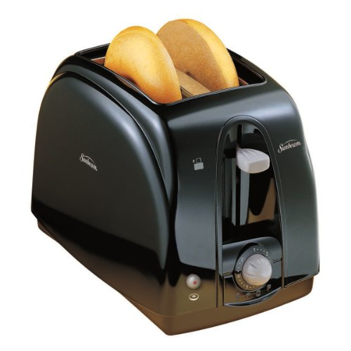 Sunbeam 3910-100 2-Slice Wide Slot Toaster, - Mall At Independence Stores