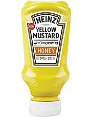 Heinz Yellow Mustard Honey 220ml
