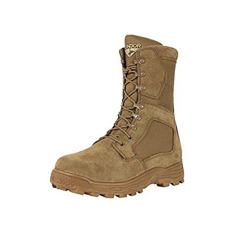 Condor Jackson Combat Boot - Coyote Brown - 10.5
