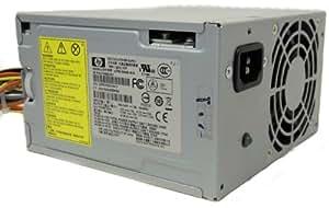 HP 570856-001 unidad de funte de alimentación - Fuente de alimentación (300W, 100 - 240V, 50 - 60 Hz, Activo, 24-pin ATX, ATX) Plata