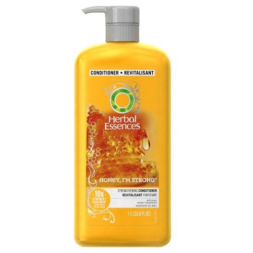 Honey Strengthening (Herbal Essences Honey, I'm Strong Strengthening Conditioner 33.8 Fluid)