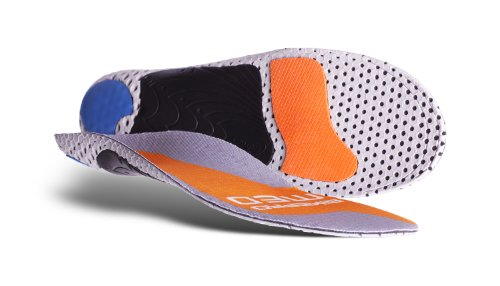currexSole BIKEPRO - Plantilla deportiva (ciclismo, montaña, triatlón) naranja - naranja
