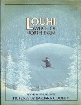 Louhi, Witch of North Farm: A Story from Finland's Epic Poem `The Kalevala' (Picture Puffin)
