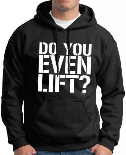Even Lift Premium Hoodie Sweatshirt