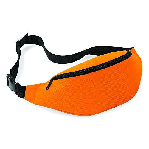 BagBase Belt Bag Naranja - naranja