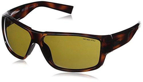 Nike Expert Sunglasses, Tortoise, Outdoor - Case Sunglass Nike