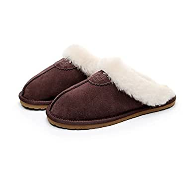 UGG 1978AUS Slippers (5, Chocolate)