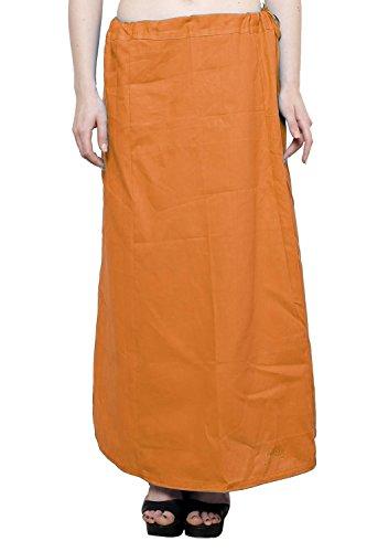 Navyata - Falda - Skort - para mujer naranja
