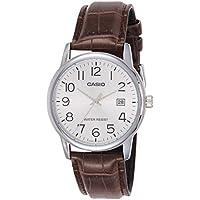 Relógio Masculino Casio Analógico MTP-V002L-7B2UDF - Prata