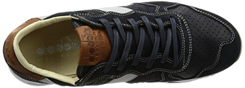 Trident Wing 60117 161303 Teal NYL 90 Diadora Sneaker Herren Heritage Blue t8wqtTR