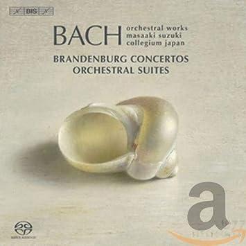 Bach : Brandenburg Concertos & Orchestral Suites (3CD BOX) [Hybrid SACD]